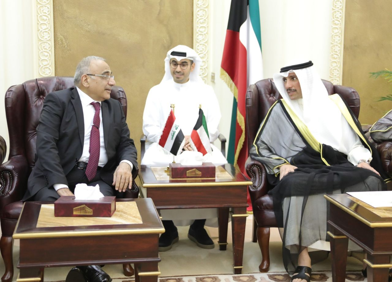 The Foreign Minister heads the work of the Iraqi-Kuwaiti Joint Ministerial Committee 22-5-2019101